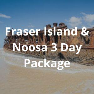 Fraser Island Overnight Package